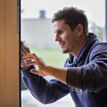 Lackierarbeiten Tür